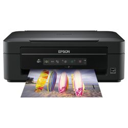 Epson Stylus SX235W AIO Wireless (Print, Copy & Scan) Inkjet Printer