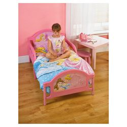 Character World Toddler Bed, Disney Princess