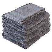 Tesco Towel Bale Grey