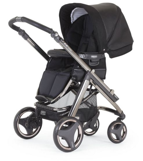 Bebecar Ip-Op SE Evolution pushchair Belgravia