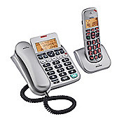Binatone Speakeasy Combo 3865 Telephone - Set of 2