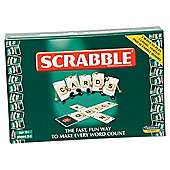 Scrabble Cards Game