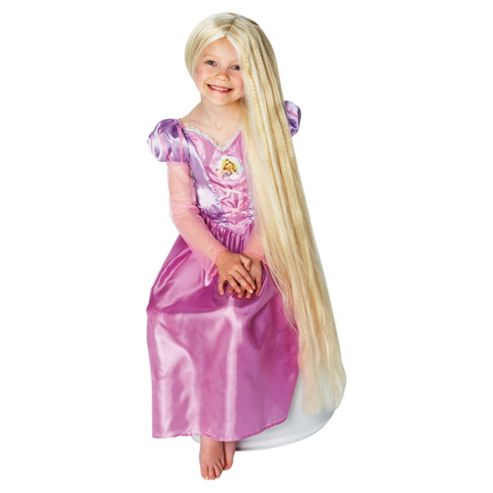 Rapunzel Glow In The Dark Wig
