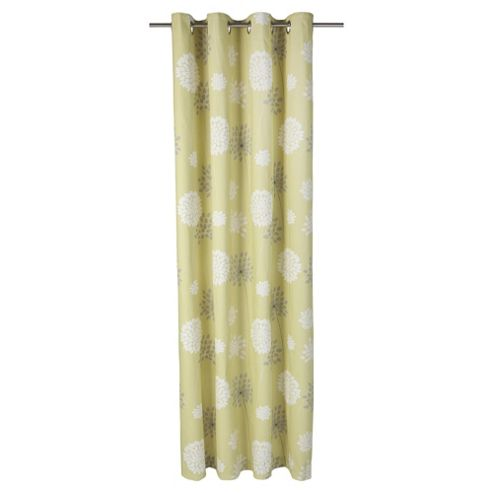 Meadow Print Eyelet Curtains W163xL183cm (64x72