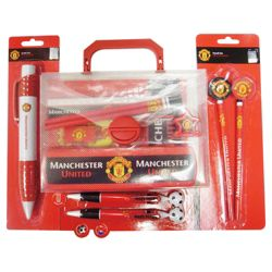 Manchester United football stationery set