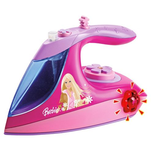 Barbie Magic Pink Toy Iron