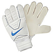 Nike Sentry Goalie Gloves Size 8