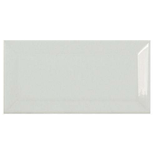 Metro White Tile (20x10cm)