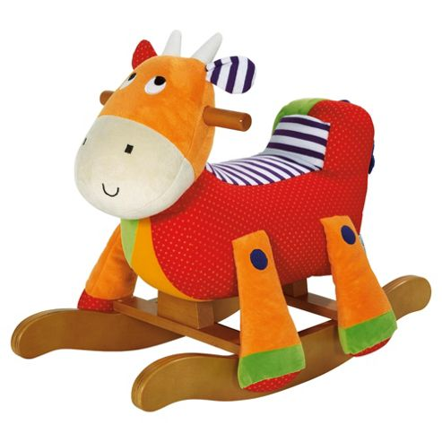 Mamas & Papas Babyplay Cow Rocking Animal