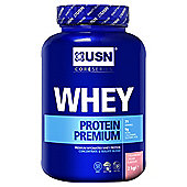 USN 100% Whey Protein Strawberry 2.28kg