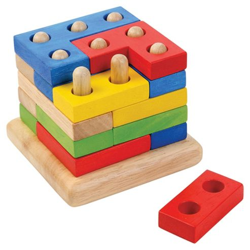 Stacking Jigsaws Wooden Toy