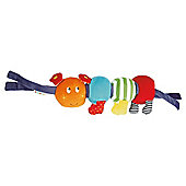 Mamas & Papas Charlie Caterpillar Pram Rattle