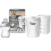 Tommee Tippee Single Bottle Steriliser
