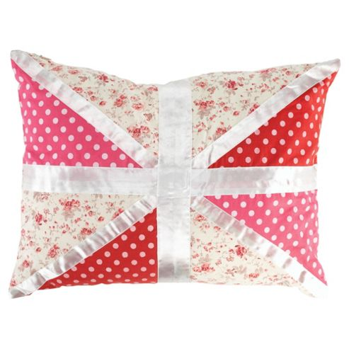 Eclectic Ditzy Cushion