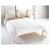 F&F Home Rouched Panel Duvet King Size