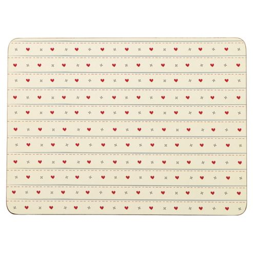 Tesco Haven Set of 4 Placemats