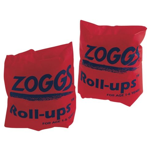Zoggs Roll-Up Armbands