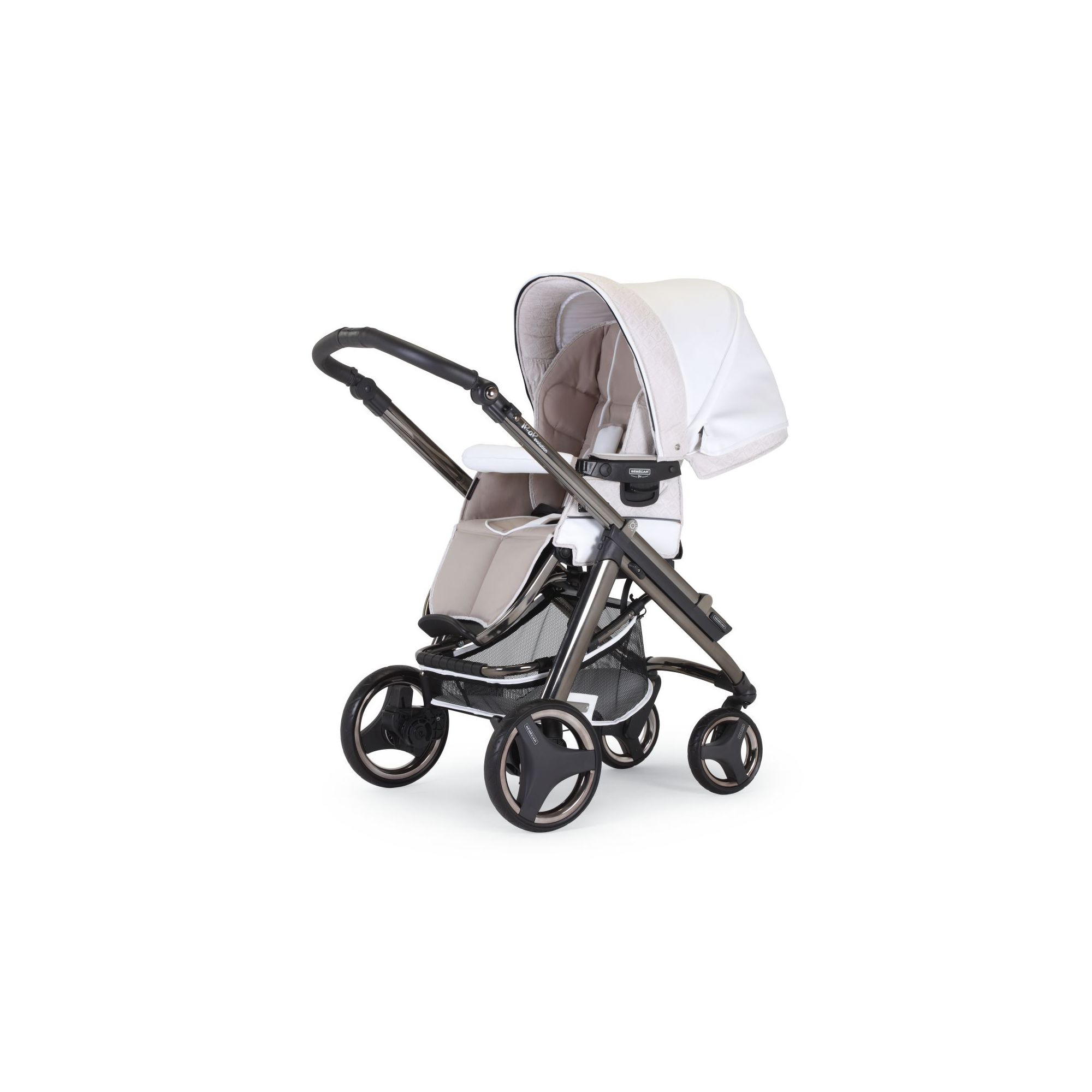Bebecar Ip-Op SE Evolution Pushchair Milano at Tesco Direct