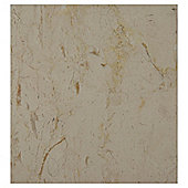 Polished Marble W&F Tile (30x30cm) Crema