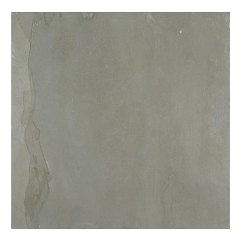 Natural Slate Tile (30X30Cm) Slate Black