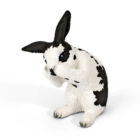 Schleich Rabbit Grooming