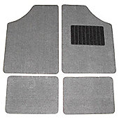 Tesco Value Car Mat Set 4pk