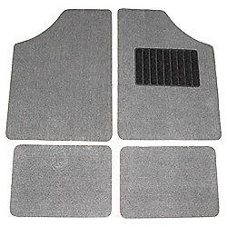 Tesco Value Car Mats, 4 Pack (Carpet)