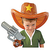 Kids Airhedz - Cowboy Kit