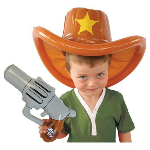 Kids Airhedz - Cowboy Kit