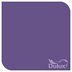 Dulux Feature Wall Matt Emulsion Paint, Purple Pout, 1.25L