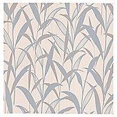Dulux Linden Wallpaper, Silver