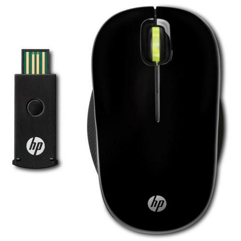 Hewlett-Packard Wireless Optical Mobile Mouse