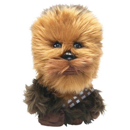 Gear 4 Games Chewie Soft Toy