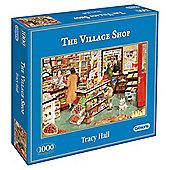 The Village Shop 1000 Piece Jigsaw