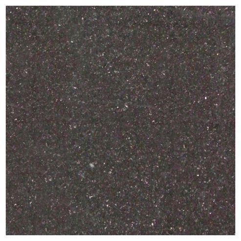 Real Granite W&F Tile (30x30cm) Speckled Black