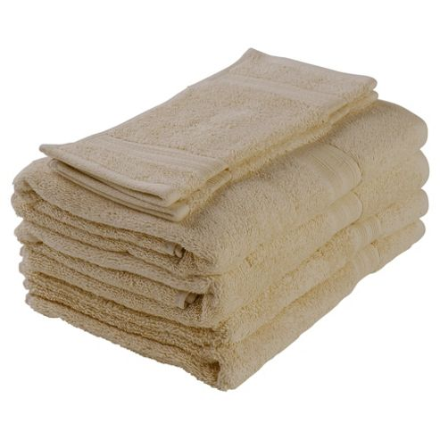 Tesco Towel Bale Taupe
