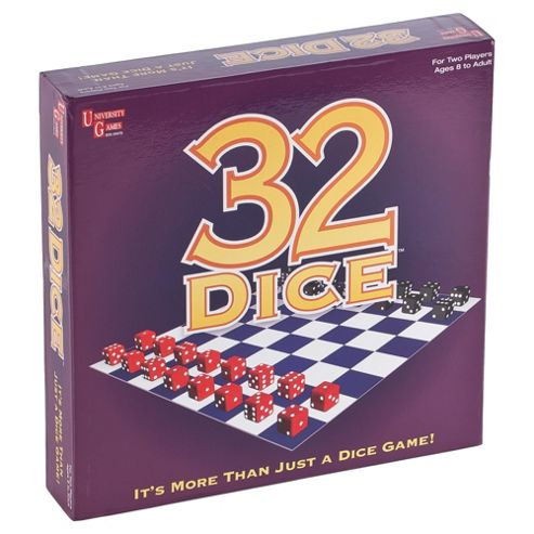 University 32 Dice Game