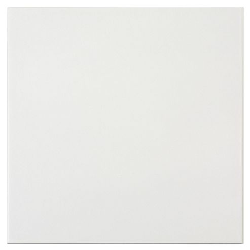 Core Floor Tile (33x33cm) Matt White