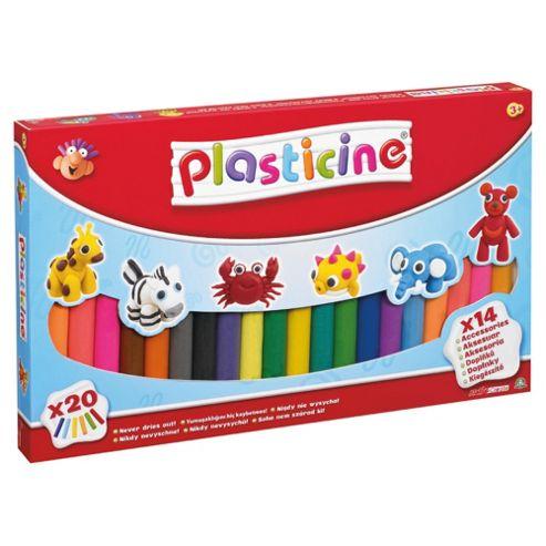 Plasticine Mega Pack