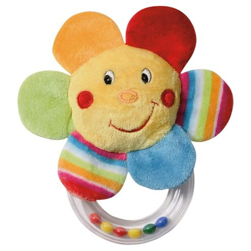 Rattling Flower Teether