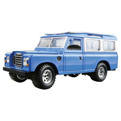 Bburago 1/24 Land Rover - Green
