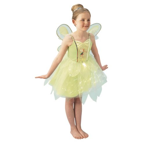 Tinkerbell Light-Up - Child Costume 5-6 years