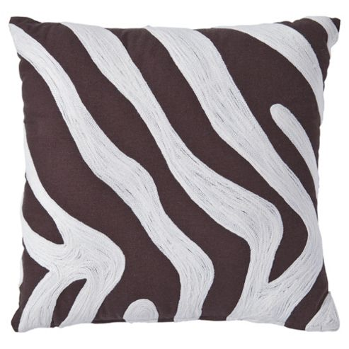 F&F Home Zebra Stripe Cushion