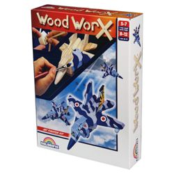 Wood Worx Jet Fighter