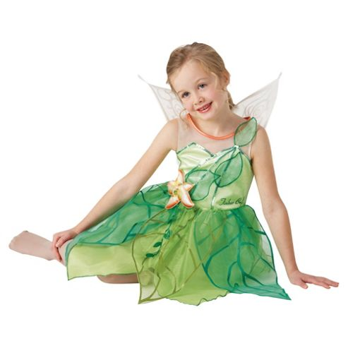 Tinkerbell Fancy Dress Costume 3-4 years
