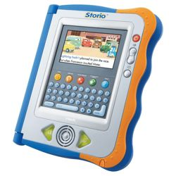 VTech Storio Interactive E-Reading System With Disney Cars 2 Software