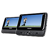 "NextBase SDV48AM 7"" Twin Screen Portable DVD Player"