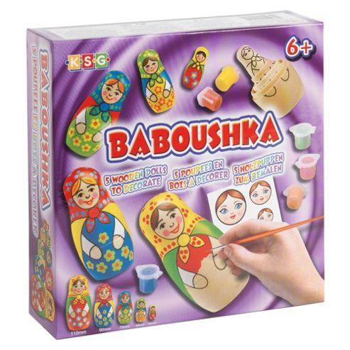 Baboushka Russian Dolls