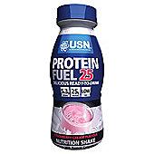 USN Protein Fuel 25 RTD Strawberry 330ml
