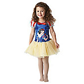 Snow White Ballerina - Toddler Costume 3-4 years